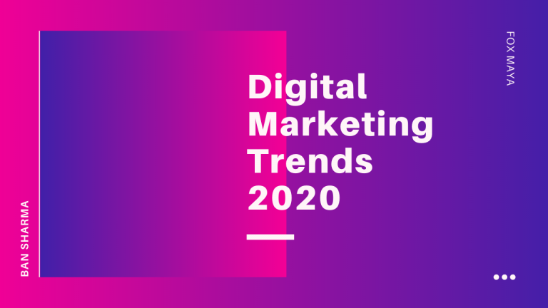 SEO trends and opportunities 2020
