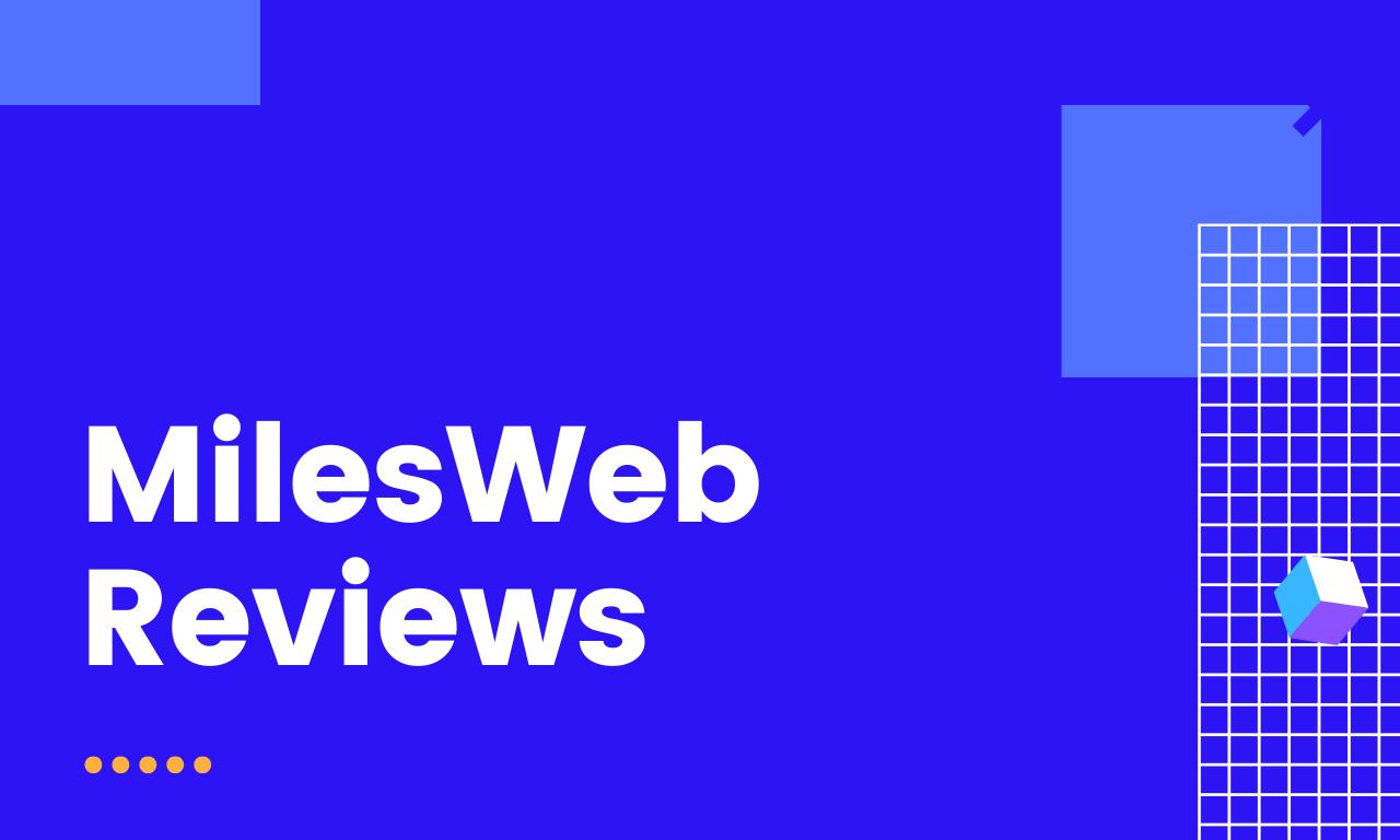 MIlesweb-hosting-reviews