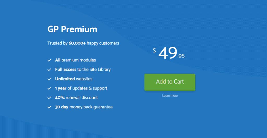 Generatepress-premium-theme-pricing