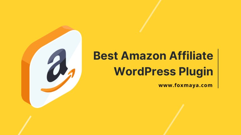 5 Best Amazon Affiliate Plugin for WordPress That Will boost your conversion